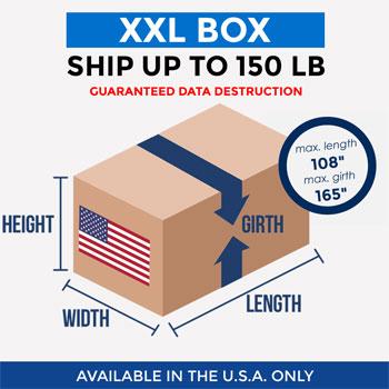Business Product 2XL Large Box 150LB